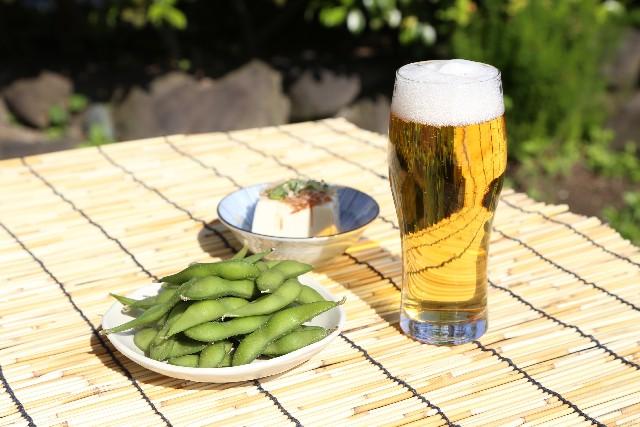 ビール太る