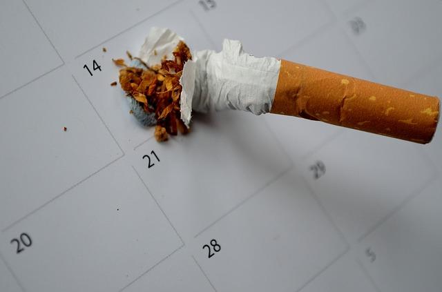 たばこ,喫煙