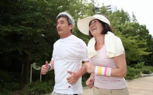 運動若年性アルツハイマー病
