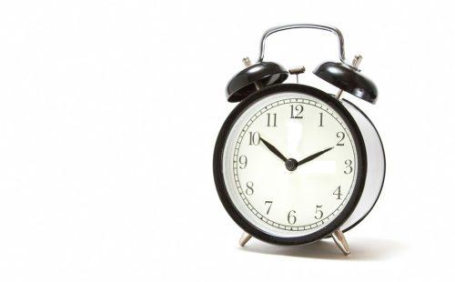 時間と副作用