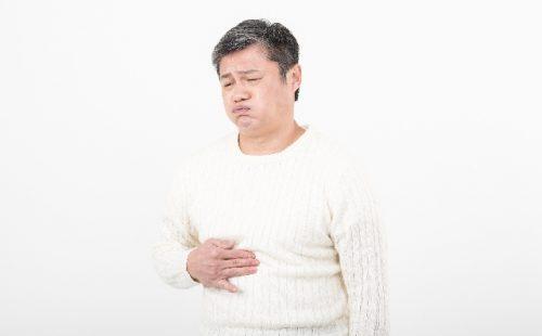 胃ろう胃食道の逆流と肺炎